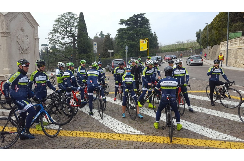 ASD Cycling Team Rosà - Dettaglio programmazione